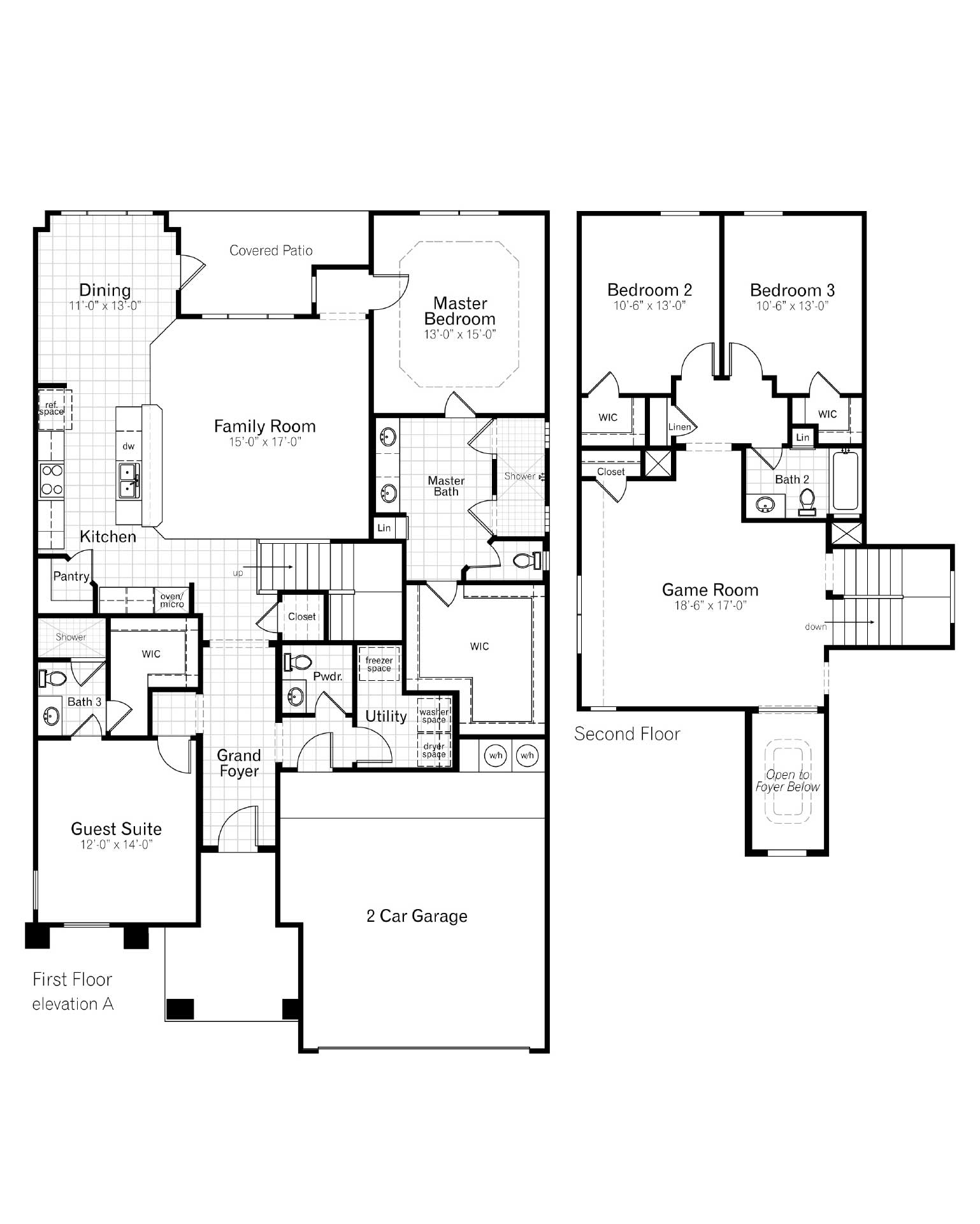 Persea Floorplan