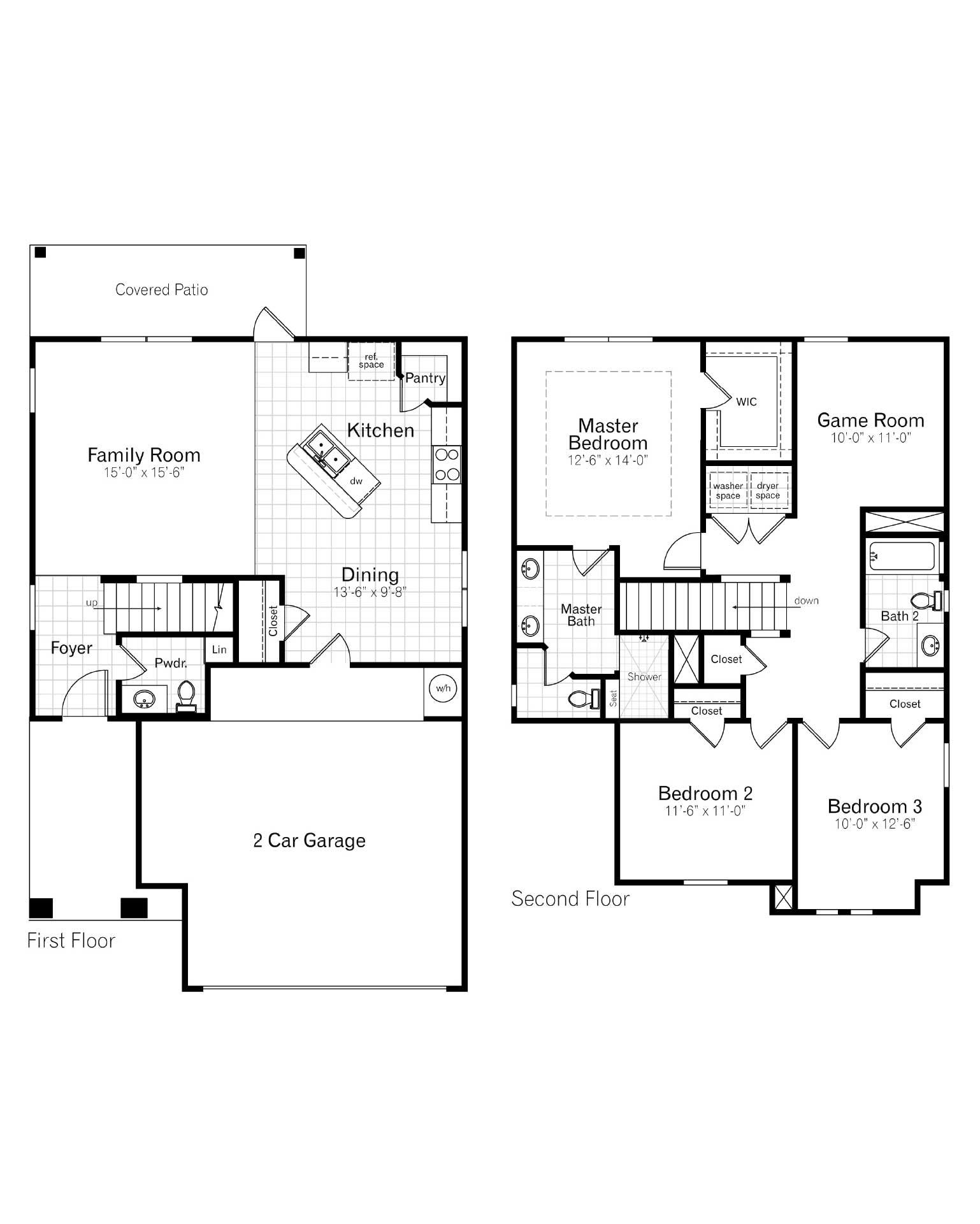 Persea Floorplan