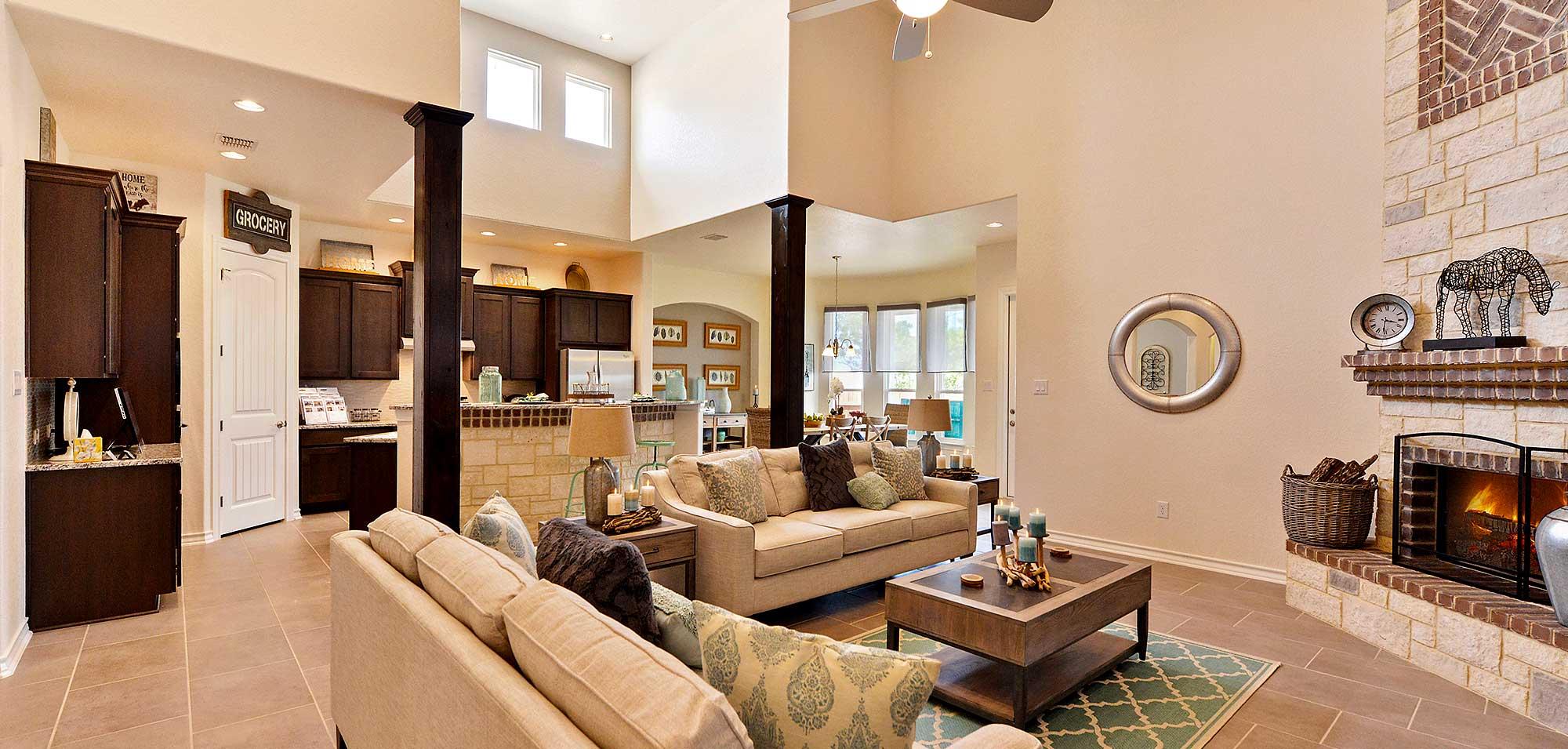 New Leaf Homes New Homes In San Antonio